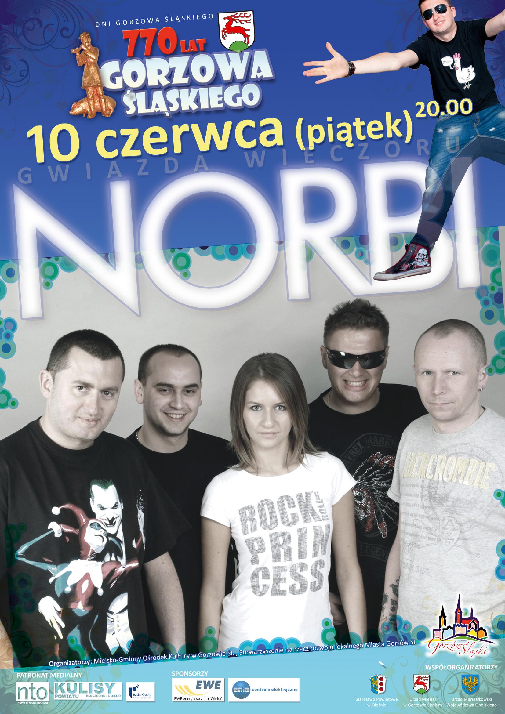 Plakat Dni Gorzowa 2011 Norbi.jpeg